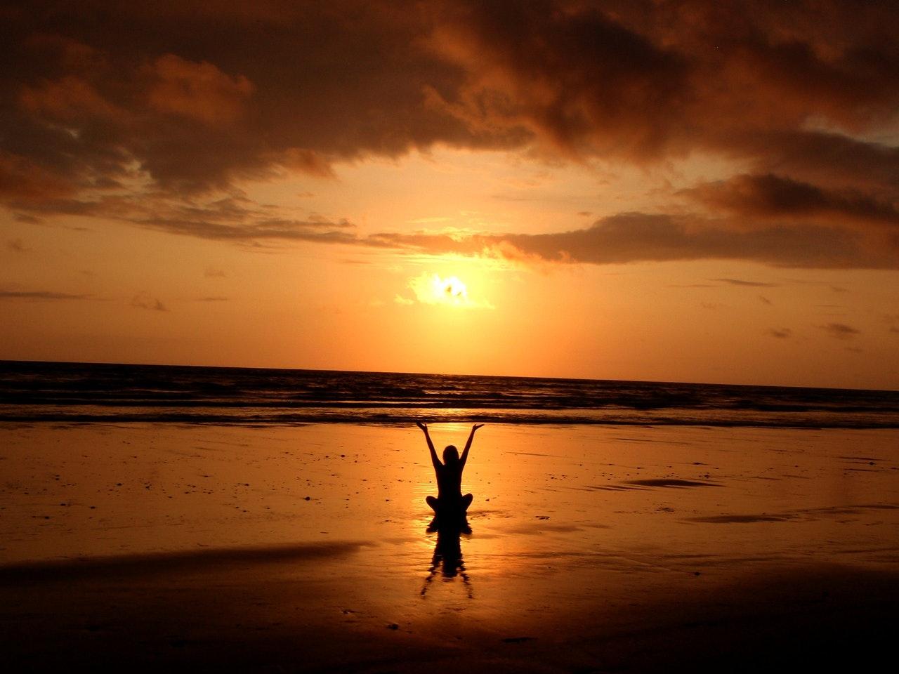 meditation as good as a holiday