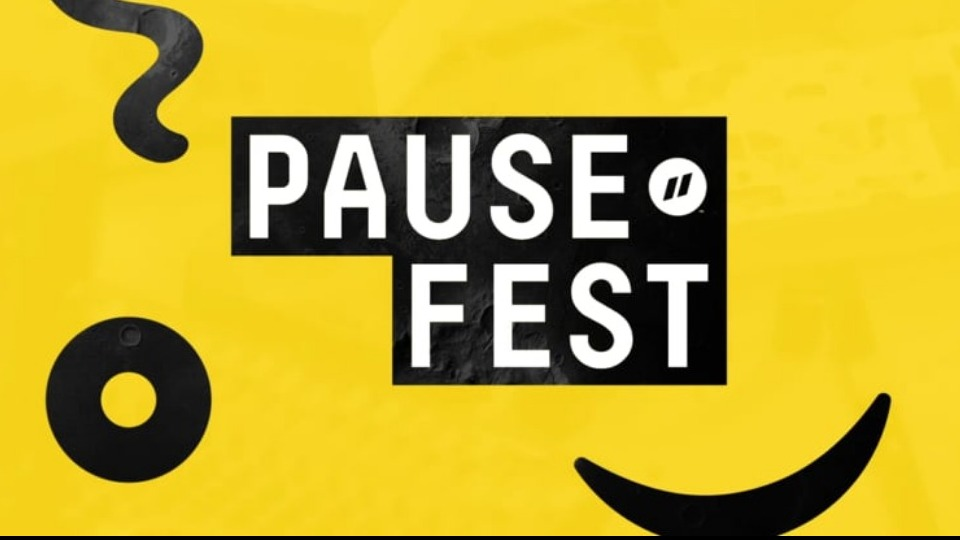 convince your boss to let you go to Pause Fest