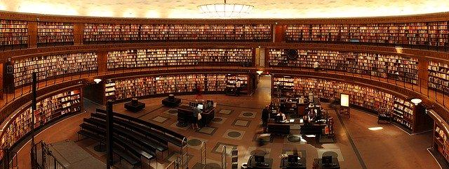 australia library in melbourne cbd